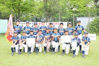 【レギュラー】麻生区子ども会大会優勝♪